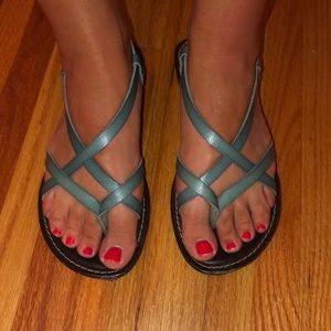 Also Slingback Strappy Sandals